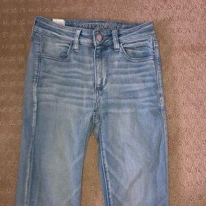 Ne(x)t Level Stretch American Eagle Jeans